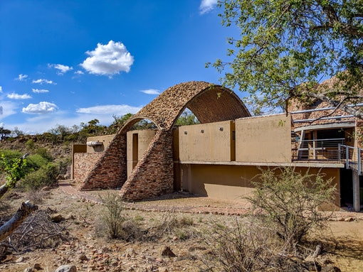 Mapungubwe National Park Visitor's Center